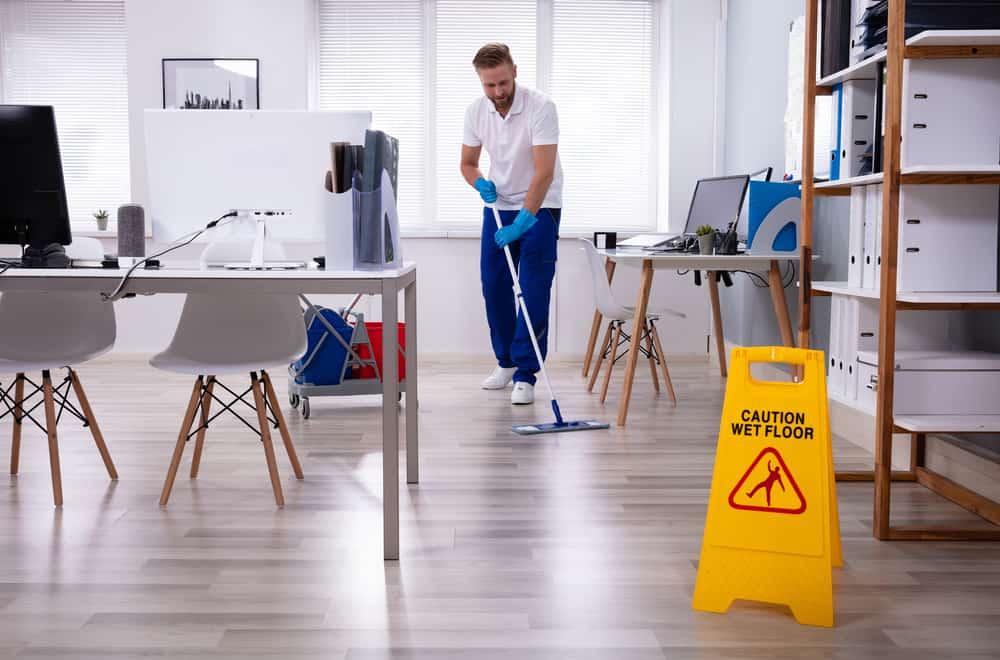 Laying vinyl directly on vinyl – preparing the floor