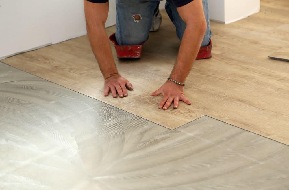 Luxury Vinyl Flooring Installation Price