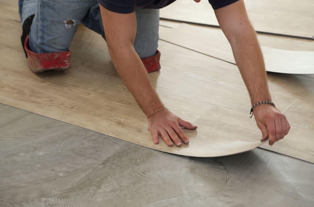 Luxury Vinyl Plank Flooring (LVP)