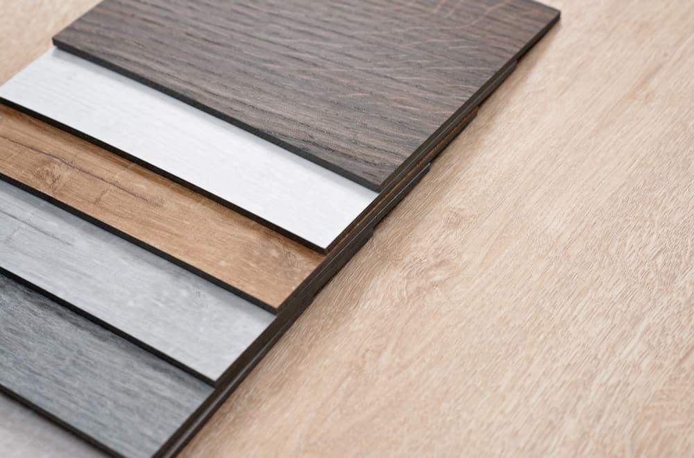 Luxury Vinyl Tile Flooring (LVT)