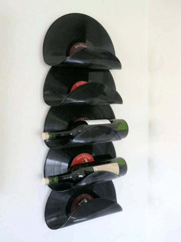 Musical Wine Rack