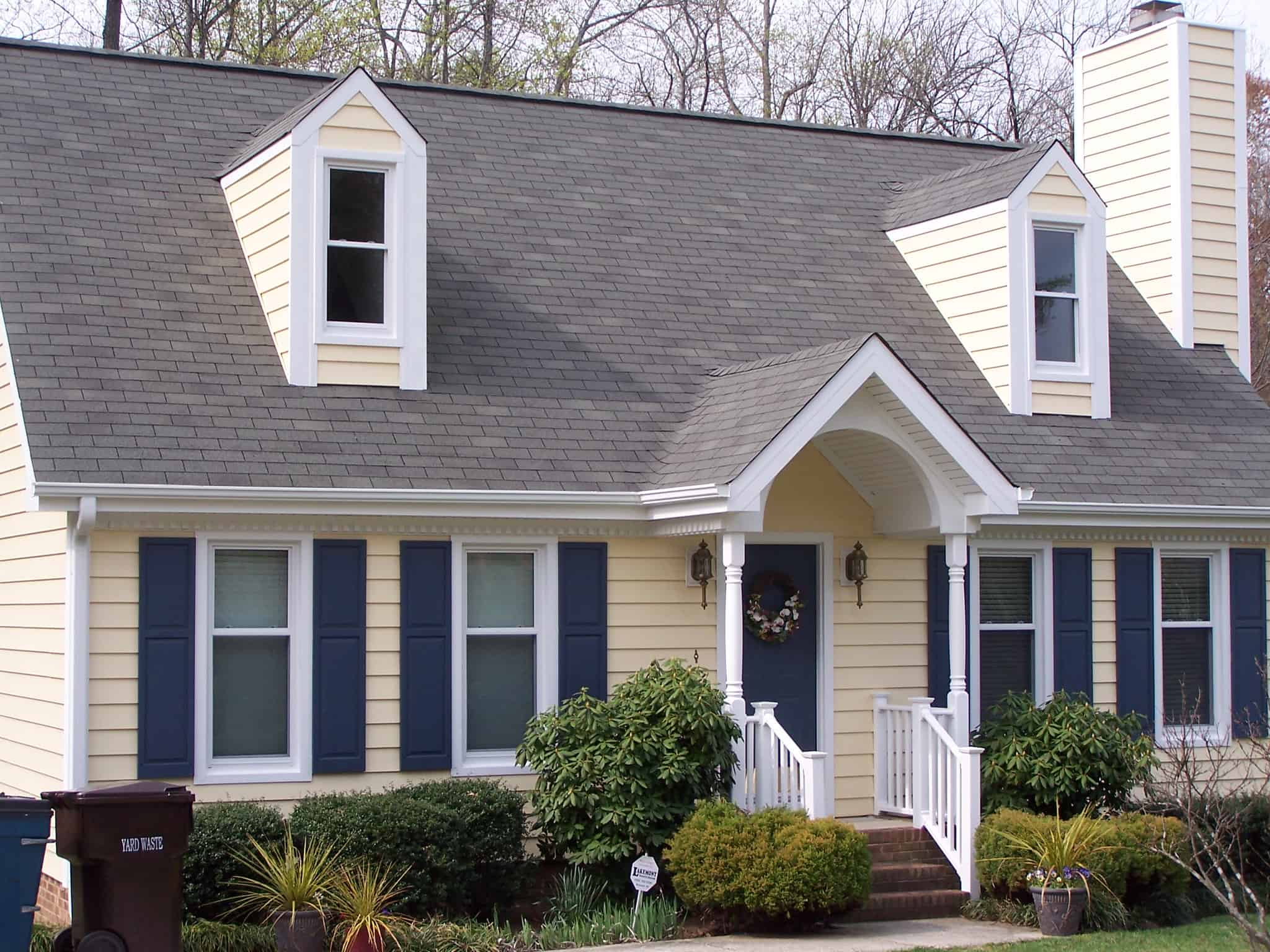 Narrow Down the Dormers