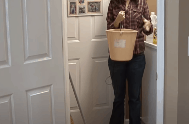 Prep Your Cleaning Solution