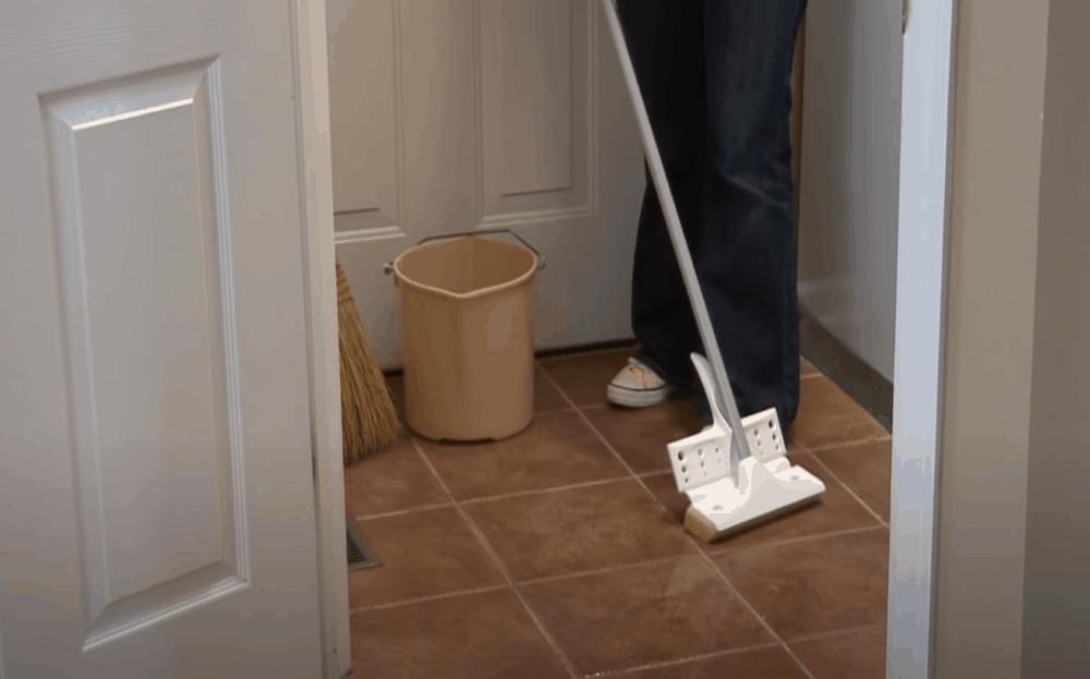 Scrub the Floor