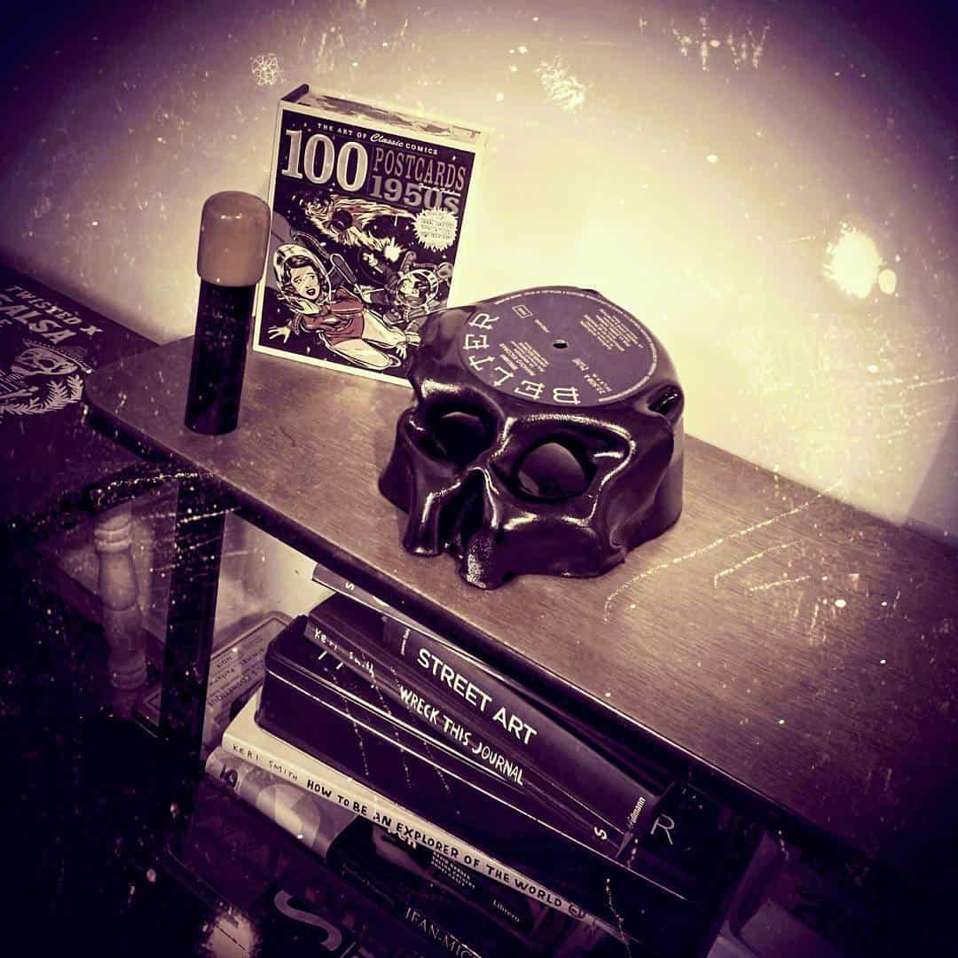 Skulls and Vinyl