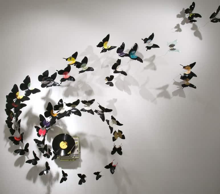 Swirl of Butterflies