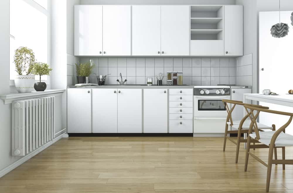 What do you need from a kitchen floor