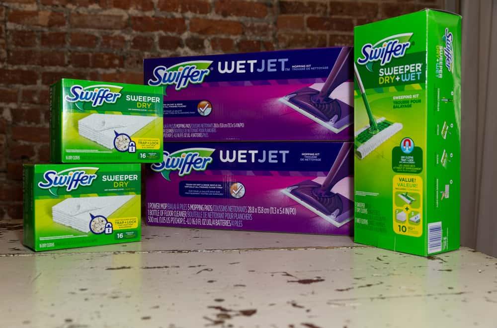 What is a Swiffer WetJet