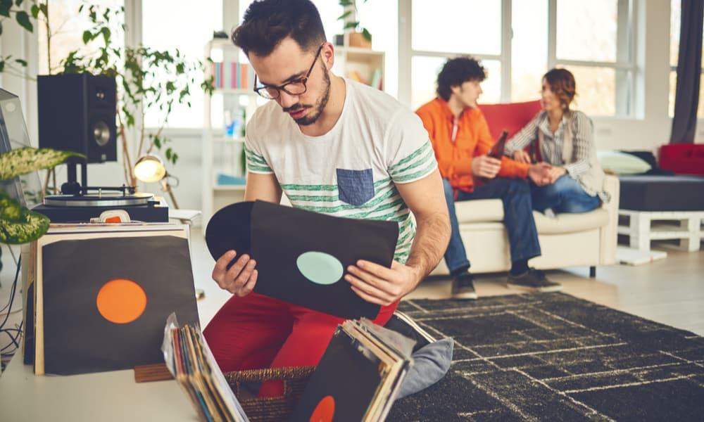 14 Brilliant Ways To Display Vinyl Records
