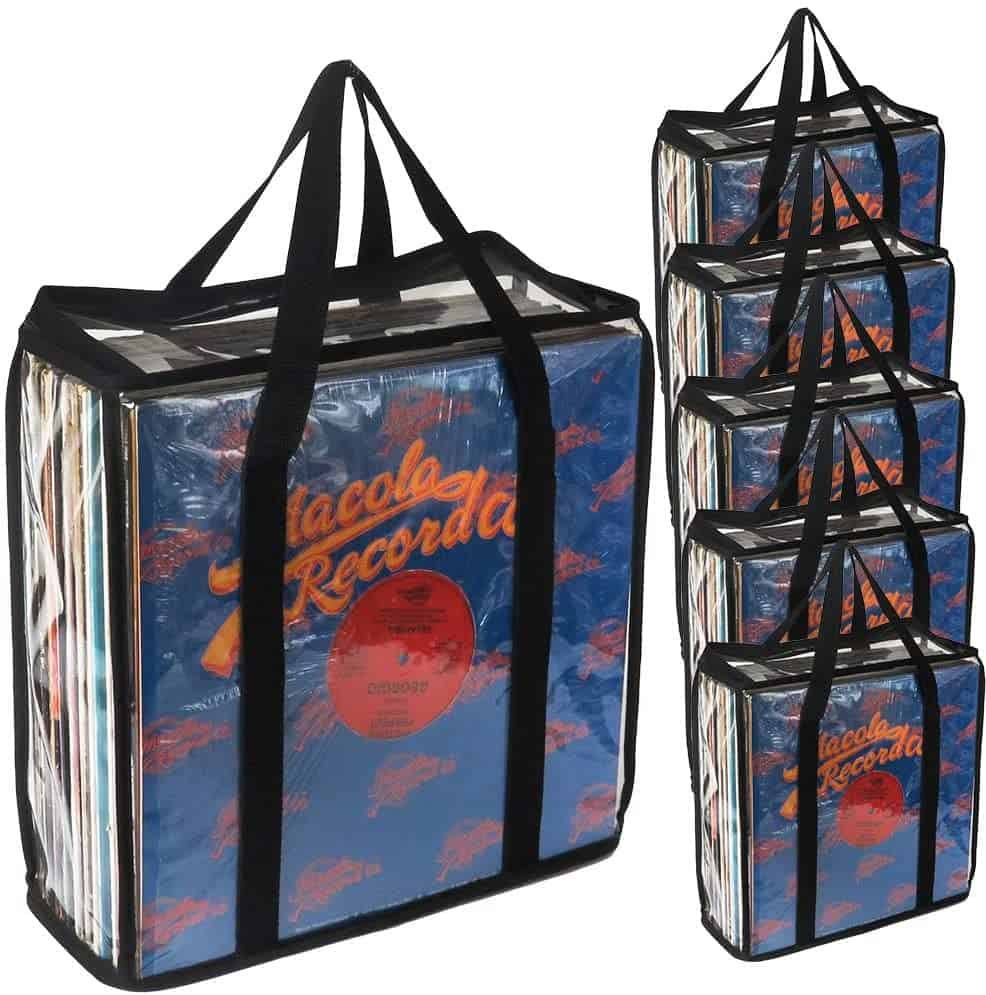 Evelots Record Bags