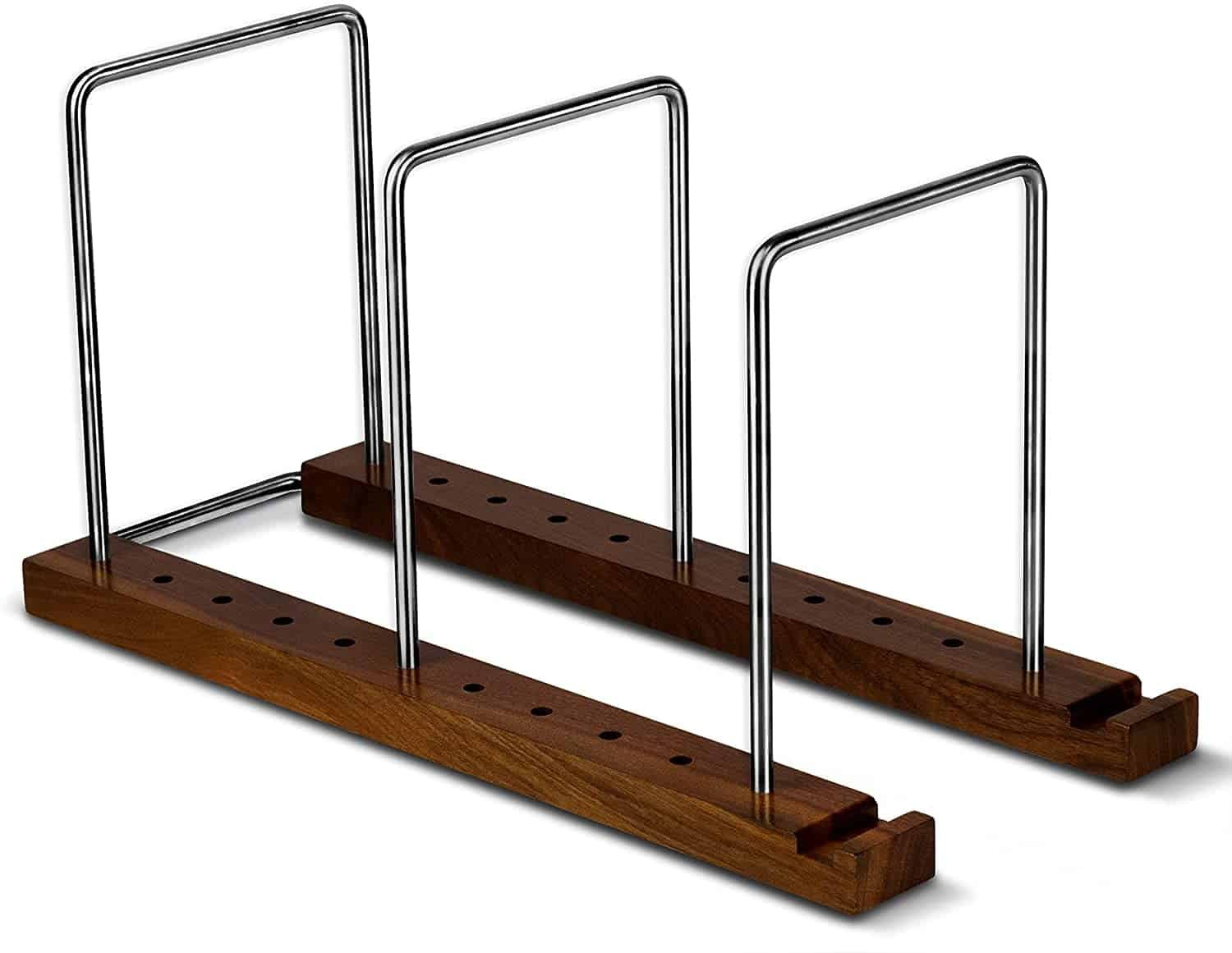 Holes, Rods, and Rails