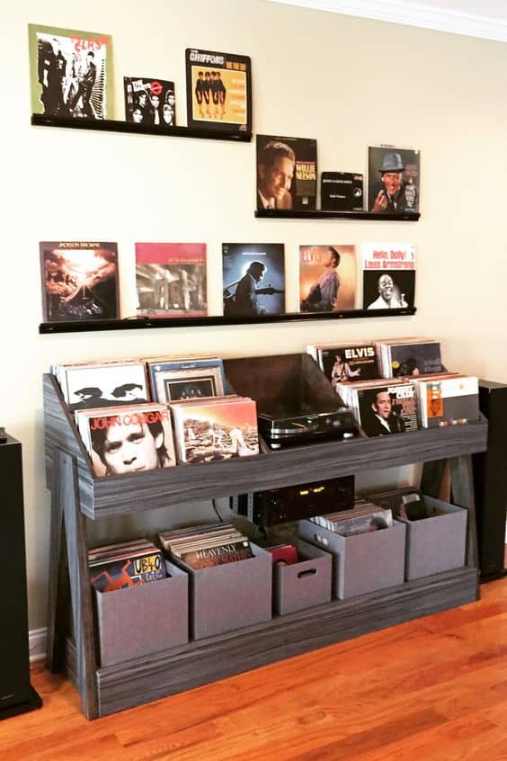 Home Record Store