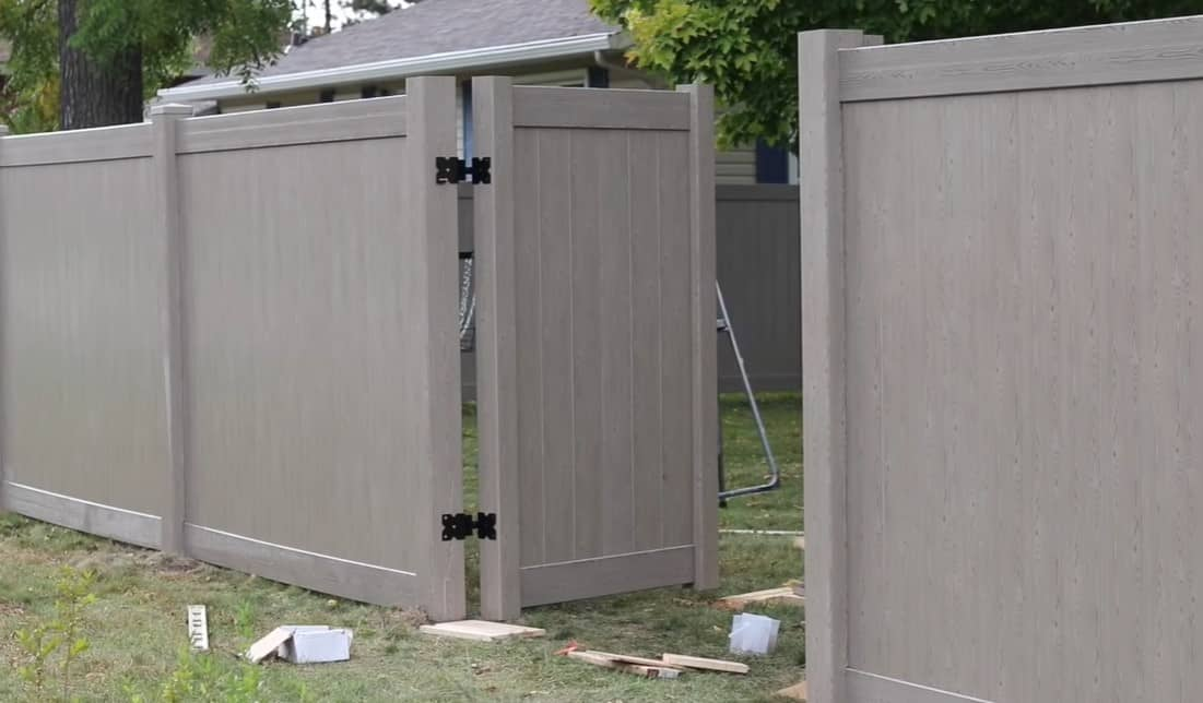 How To Install Gates