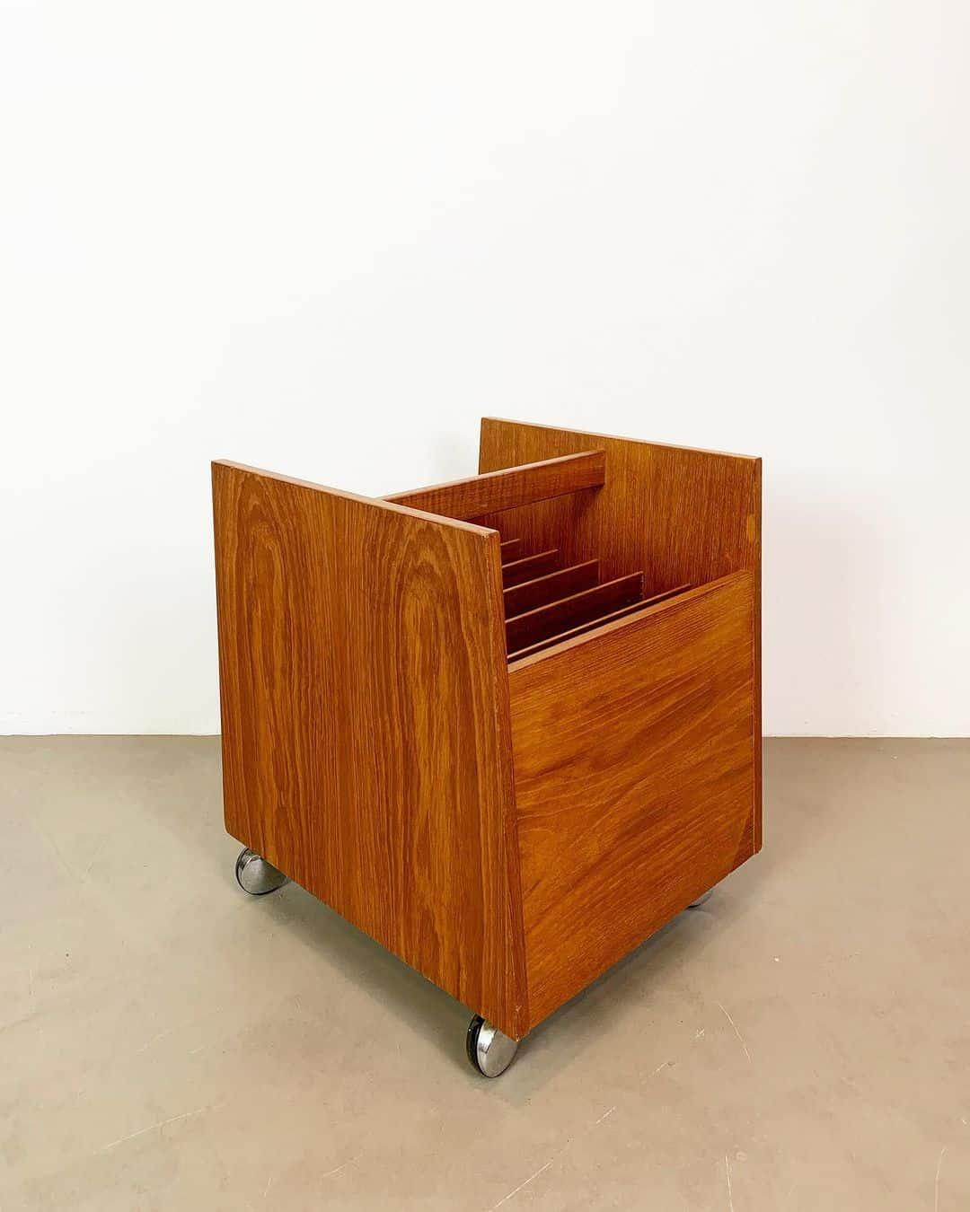 Scala Bruksbo Record Crate