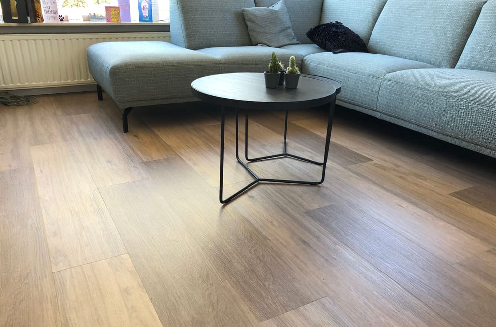 What is modern vinyl flooring
