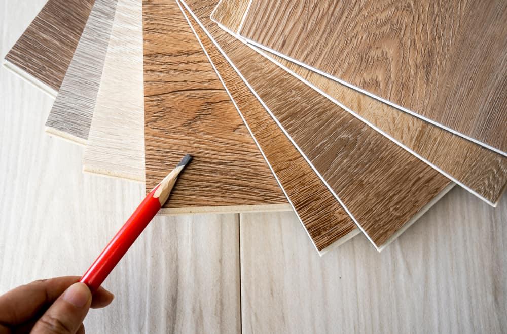 Why choose click vinyl plank flooring